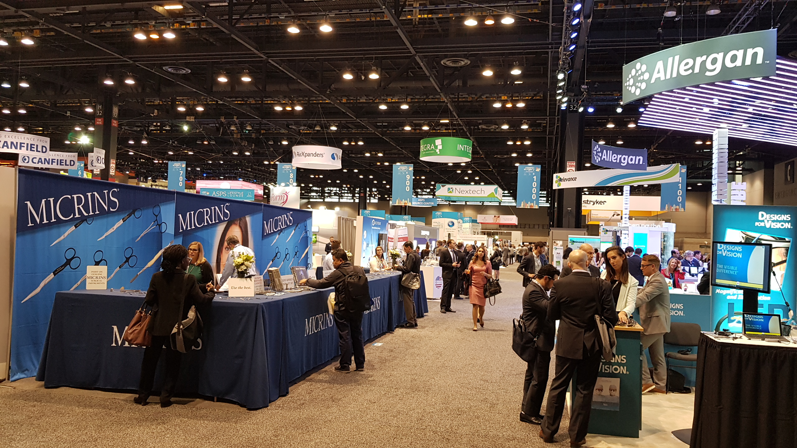 Exhibited at PSTM 2018 (In Chicago)